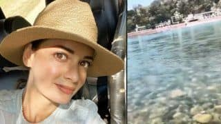 Dia Mirza Shares Video of Clean Ganga Sparkling Like a Diamond in Rishikesh, Writes 'Lockdown Restoring Natural Resources'