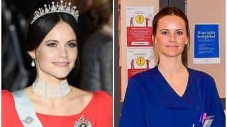 Swedish Princess Undergoes Training, Starts Working At a Hospital To Help Fight Coronavirus