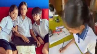 Farah Khan's Daughter Anya Raises 1 Lakh by Selling Her Sketches to Help Stray Animals Amid Lockdown, Watch Video