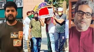 RIP Irrfan Khan: Bollywood Celebs Attend Funeral, Pay Last Respects