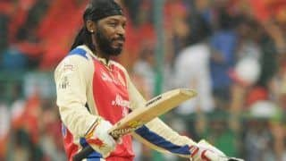 On This Day: Chris Gayle's Unbeaten 175 Shreds Rising Pune Supergiants to Pieces