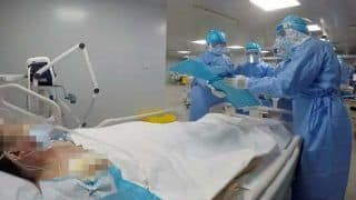 दिल्ली: हॉस्पिटल के सर्जन का कोरोना से निधन, टीके की दोनों खुराक लेने के बावजूद नहीं बची जान