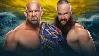 WWE Smackdown Results: Braun Strowman to Face Goldberg For Universal Title at WrestleMania 36