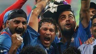 Saw Sachin Tendulkar Dance First Time: Harbhajan Singh Remembers Night of 2011 World Cup Win