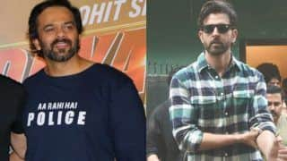 Entertainment News Today, April 18: Hrithik Roshan Transfers April Salaries Into Bank Account of Paparazzi, Rohit Shetty Also Helps