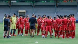 28-Man Indian Football Side to Travel to Doha For the Remaining World Cup/Asian Cup Qualifiers