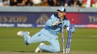 Jos Buttler Raises Over £65,000 By Auctioning His 2019 ICC Cricket World Cup Final Jersey