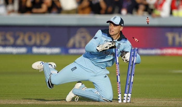 Jos Buttler Raises Over £65,000 By Auctioning His 2019 ICC Cricket World Cup Final Jersey | Cricket News