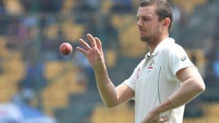 Cricket Australia's Financial Crisis Leaves Josh Hazlewood Surprised