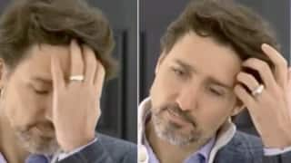 'Hottest PM Ever': The Internet Is Crushing Hard Over Justin Trudeau's Hair Flip, Watch Viral Video