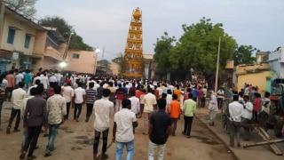 Defying Lockdown, Hundreds of People Participate in Festival in COVID-19 Hotspot Kalaburagi