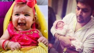 Kapil Sharma's Little Munchkin Anayra is Digital Stressbuster in Times of COVID-19