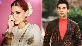 Kriti Sanon And Rajkummar Rao's Film With Dimple Kapadia And Paresh Rawal Titled Second Innings