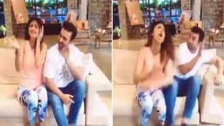 KRK Takes a Dig at Raj Kundra For Making TikTok Videos All Day With Wife Shilpa, Gets a Befitting Reply