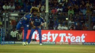 Mumbai Indians' Lasith Malinga Named Greatest Bowler in IPL History