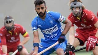Expectations of Olympic Medal Serves as Motivation Than Pressure: Manpreet Singh