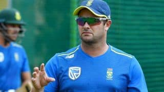 Performance Against Australia Light At the End of The Tunnel: Boucher