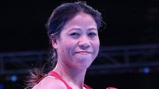 Will Keep Fighting And Won't Give up Until I Win Gold For India at Olympics: Mary Kom