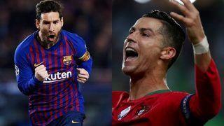 Cristiano Ronaldo or Lionel Messi? Bhuvneshwar Kumar Picks His Favourite