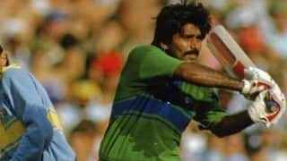 On This Day: Javed Miandad's Last-Ball Six Off Chetan Sharma Seals Incredible Pakistan Win