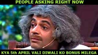 Diwali Trends on Twitter as Netizens Share Memes After Modi's 'Diya Jalao to Fight Coronavirus' Request