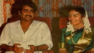 Mohanlal, Wife Suchitra Complete 32 Years of Married Life, Fans Shower Blessings
