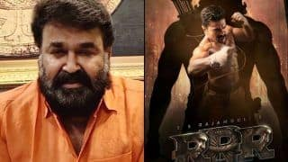 Mohanlal to Play a Special Role Alongside Ram Charan And Jr NTR in SS Rajamouli's RRR?