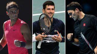 Australian Open 2021: Nick Kyrgios Calls Novak Djokovic 'Strange Cat', Opines on Rafael Nadal; Reckons Roger Federer is The Best