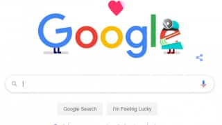 'Thank You': Google Pays Tribute to Doctors, Nurses & Medical Workers With Animated Doodle