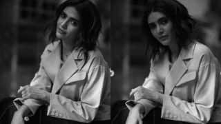 Karishma Tanna's 'Hang in There Girl' Expression is How we All Need to Follow Lockdown 2.0