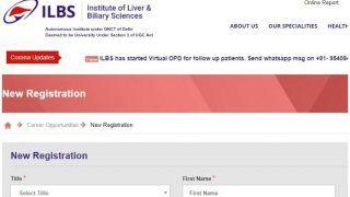 दिल्ली के ILBS में विभिन्न पदों पर निकली वैकेंसी, इस प्रोसेस से करें आवेदन