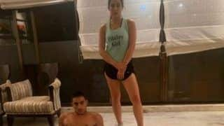 Sara Ali Khan, Ibrahim Ali Khan Give us Major Fitness Goals With Their Latest Workout Picture