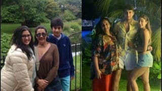 Sara Ali Khan's Transformation in THIS Picture With Ibrahim Ali Khan-Amrita Singh Will Make Your Jaws Drop to The Floor!