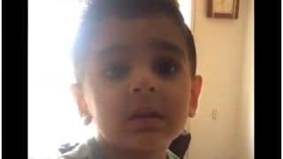 'Modi Uncle Said Not to go Out of House': Even This Cute Little Boy Knows Lockdown Rules- Watch Video