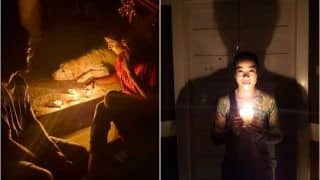 Virat Kohli, Sachin Tendulkar, Mary Kom Participate in Lights Off Challenge as Sporting Fraternity Unite in Fight Against COVID-19 Pandemic by Lighting Candles, Lamps
