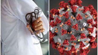 यूपी में कोरोना वायरस से पहली मौत दर्ज, गोरखपुर के अस्पताल में भर्ती था युवक, कुल मामले 118