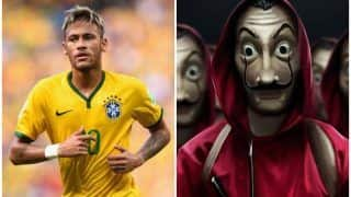Brazilian Football Superstar Neymar's Cameo in Money Heist: Here's All You Need to Know