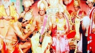 As Ramayan Airs Its Last Episode, Sita Aka Dipika Chikhlia Shares Throwback Photo, Says 'It Never Ends'