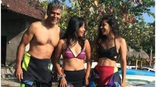 Ankita Konwar And Milind Soman Miss Their Good Old Times When They Could go For Diving
