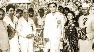 Ramayan's Sita Aka Dipika Chikhlia Shares Throwback Picture With Former PM Rajiv Gandhi, Says 'We Created History'