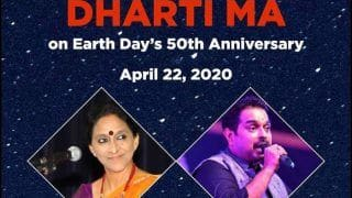 Dharti Ma Song: Indian Singers Commemorate Earth Day's 50th Anniversary, Pay Tribute in 8 Languages | Watch