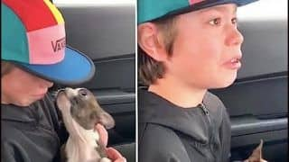 Trending News Today April 25, 2020: US Dad Who Died of Cancer Leaves Tear-Jerking Pre-Birthday Gift For Son, 13-Year-Old Turns Emotional at Surprise
