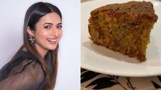'Yeh Hai Mohabbatein' फेम दिव्यांका त्रिपाठी ने गाजर से बनाया लजीज केक, तस्वीर शेयर कर कही ये बात