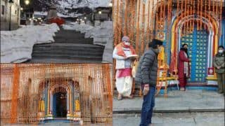 Kedarnath Shrine Opens up Amid COVID-19 Lockdown, First Prayers Offered For PM Modi to Bring Country Out of Crisis