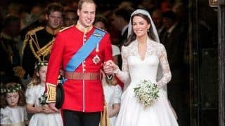'9 Years Ago Today': Kensington Palace Shares Touching Note With Throwback Picture on Prince William-Kate Middleton's Wedding Anniversary