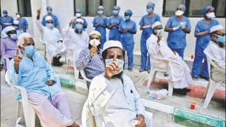 COVID-19 Recovered Tablighi Jamaat Members on Donating Plasma: 'It's Just Our Blood But we Are Also Ready to Give Our Lives For Country'