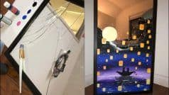 Disney's Aladdin or Tangled? Twitter User's Broken Mirror Painting Sets Netizens Lauding For All Dreamy Reasons!