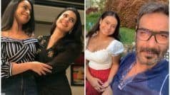 काजोल की बेटी Nysa Devgan ने मां के गाने पर किया डांस, देखें जबरदस्त परफॉर्मेंस का वीडियो