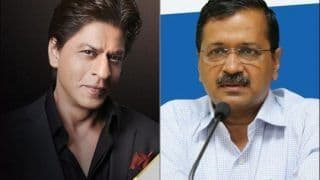 Shah Rukh Khan's 'Main Hoon Na' Message For Delhiites in THIS Tweet to CM Arvind Kejriwal Breaks Internet