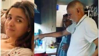 Alia Bhatt's Reaction on Seeing Her Parents Soni Razdan-Mahesh Bhatt Cook Together is Precious